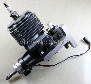 ФОТО crrcpro 26cc gasoline engine gp26r warranty remote control plane parts for farmland food or fpv