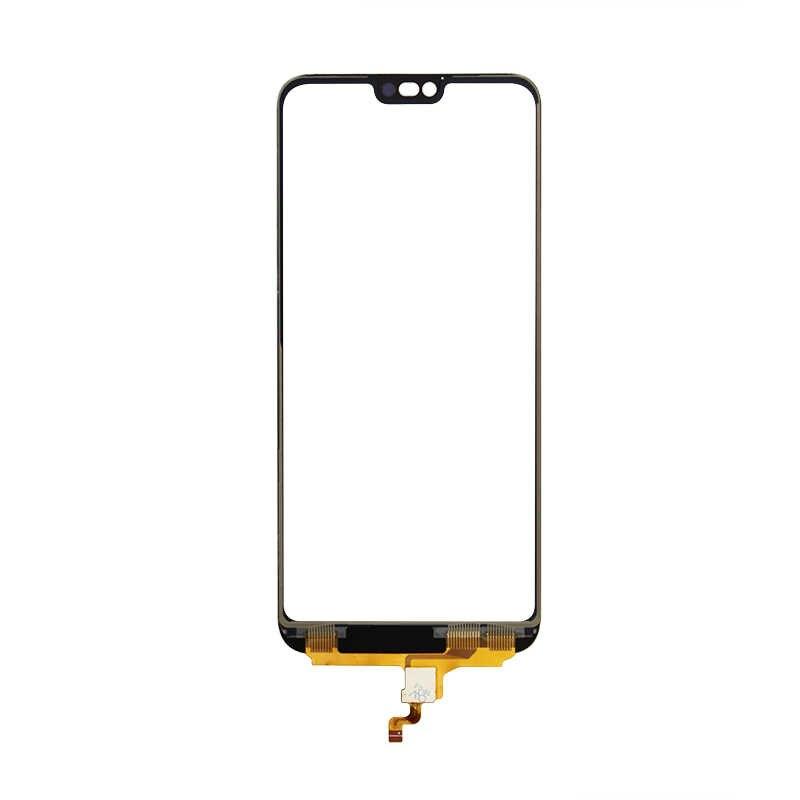 5.84 ''Dokunmatik Ekran Için Huawei Onur 10 Dokunmatik Panel Digitizer Sensörü lcd ekran Ön Cam Lens Parçaları