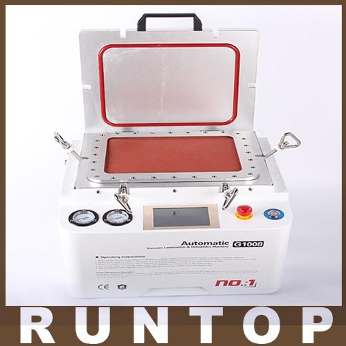 NEW ARRIVAL 12 inch LCD OCA Vacuum punp Laminating Machine NO Bubble Automatic Laminator Machine For