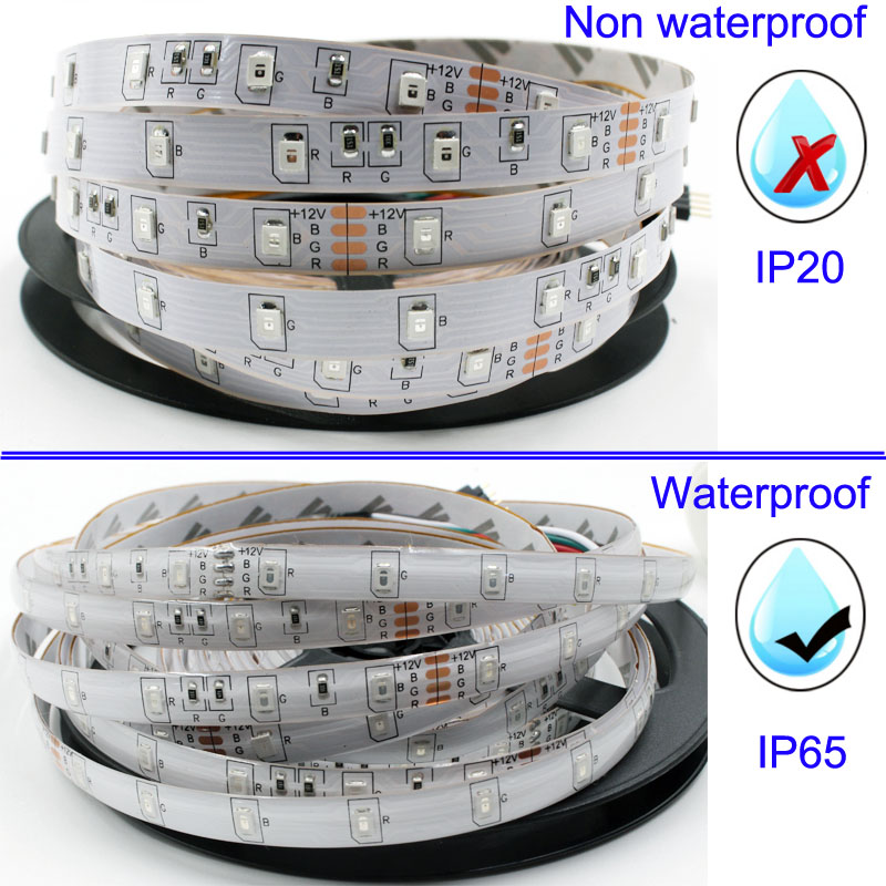 wifi 2835 rgb led strip 7