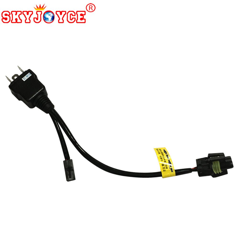 H4 Bulbs Wiring Block And Schematic Diagrams Bulb Skyjoyce 1 X Easy Relay Harness Control Cable For Bi Xenon Connector Diagram