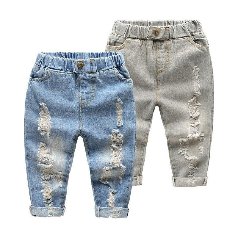 Baby jeans zerrissen