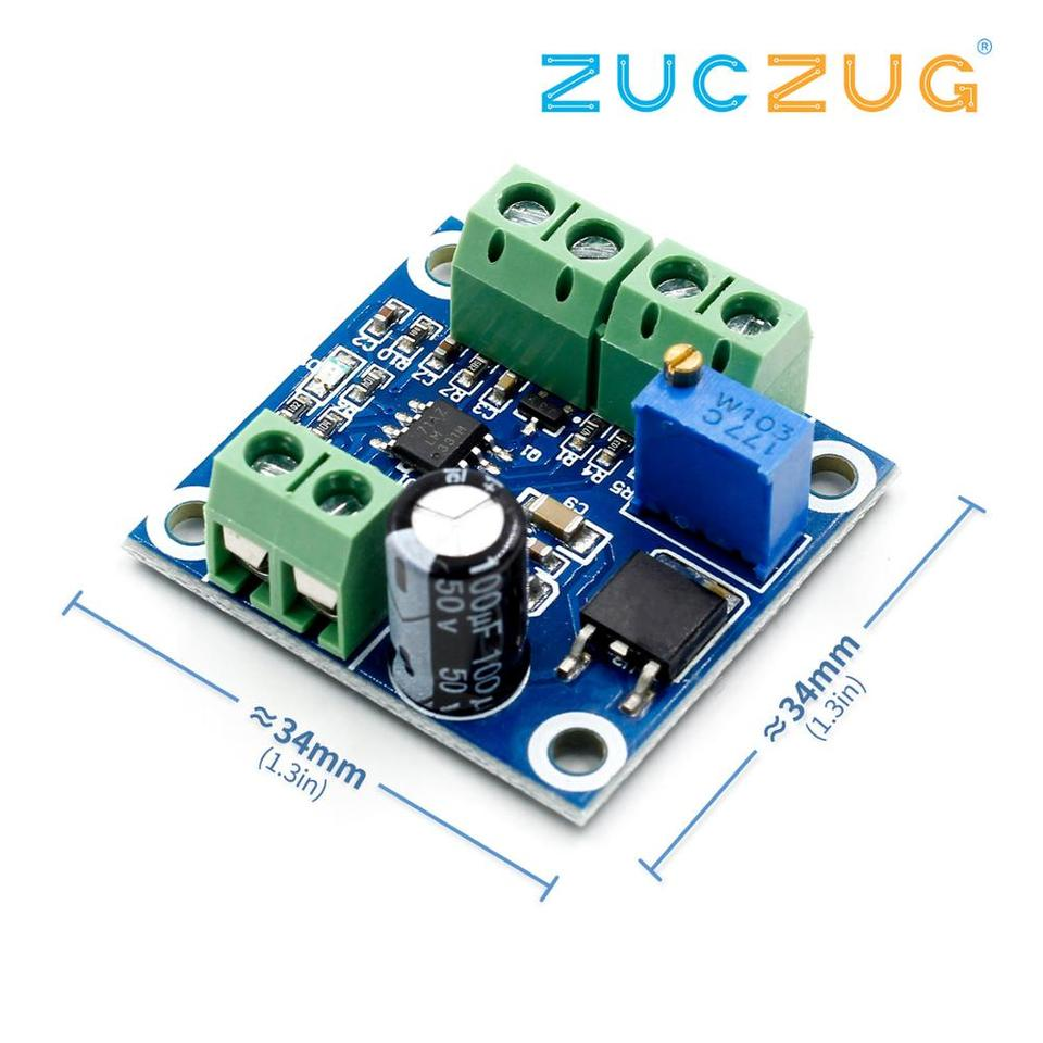 1Pcs Voltage to Frequency Converter Conversion Module 0-10V To 0-10KHz