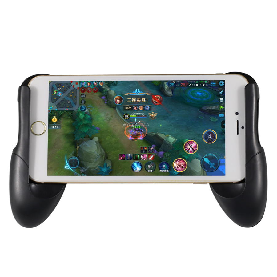 Mobile Phone Game Extender joystick Stand Adjustable 4.5-6.5 Inches Game Control Holder Phone Game Pubg Handle Holder for Xiaomi