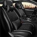 Полный сиденья Кожаные чехлы для сидений автомобиля Для Chrysler 300C 2016-2010 cruiser Aspen voyager300M Daytona автомобильные аксессуары для укладки