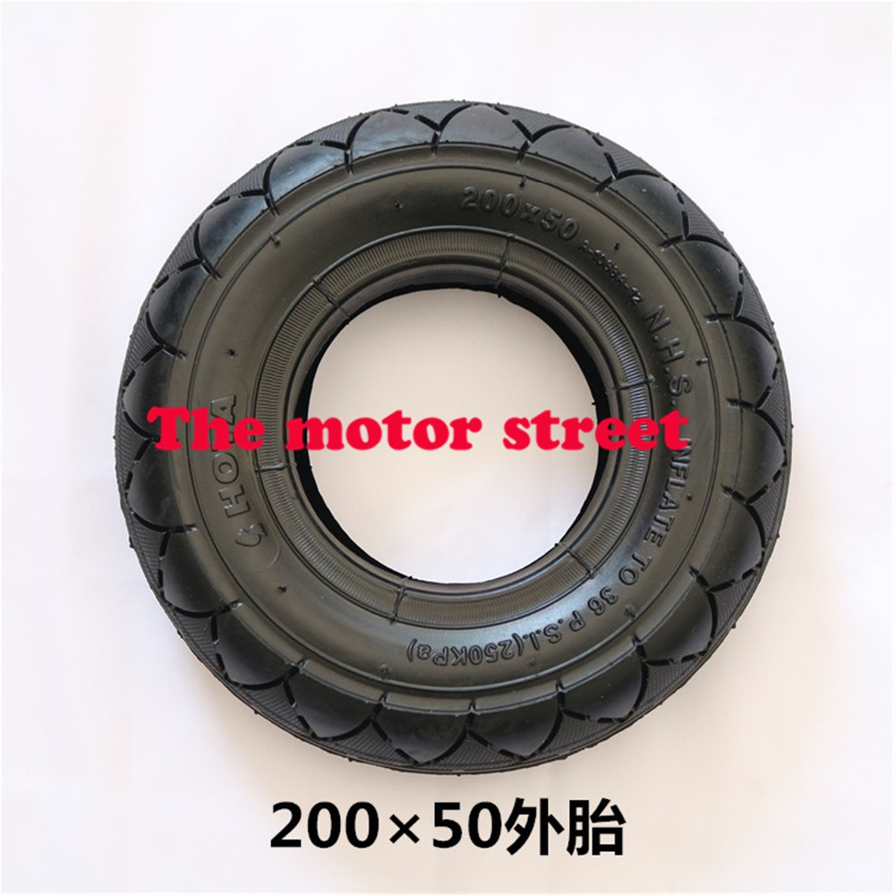Us 14 78 13 Off 8 Inch Folding Electric Scooter Tire Inner Tubes 200x50 Tire Inner Tube For Razor Scooter E Scooter 8z1173 In Tyres From Automobiles