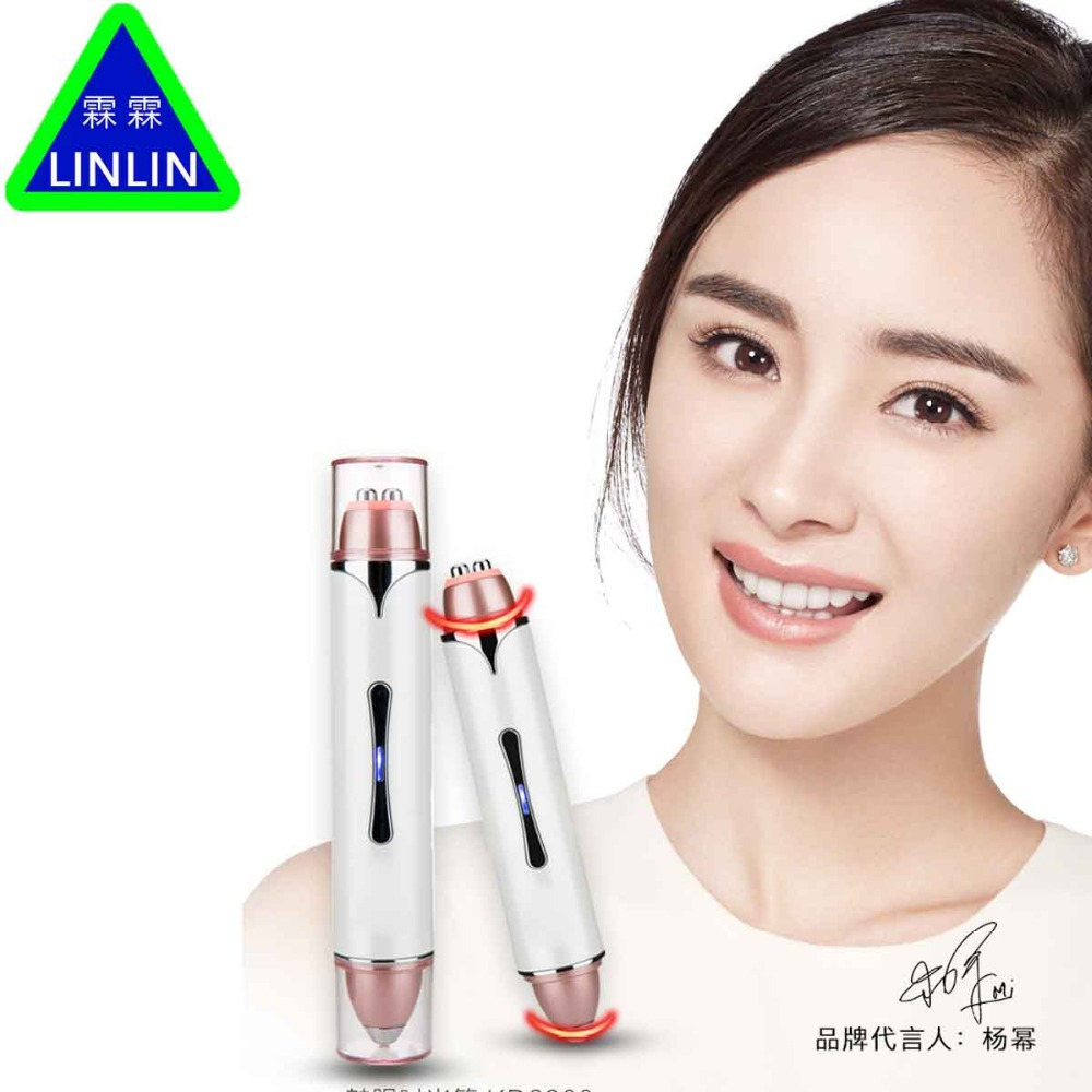 LINLIN Radiofrequency, beauty eye, wrinkle, instrument, micro wave, eye pencil, eye massage, eye bag, massage pen