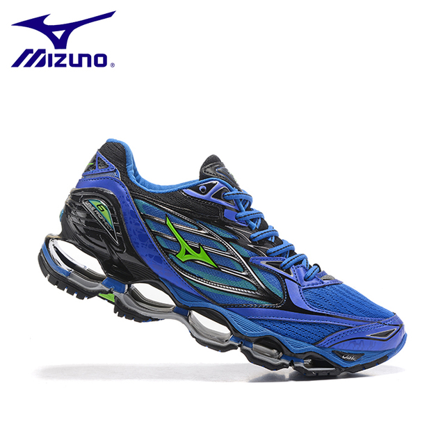 newest de2c3 5d696 US $57.78 38% OFF Mizuno Wave Prophecy 6 Professional Men Shoes 5 Colors  Lightweight Sneakers Breathable Mesh Weightlifting Shoes Homem Sapatos-in  ...