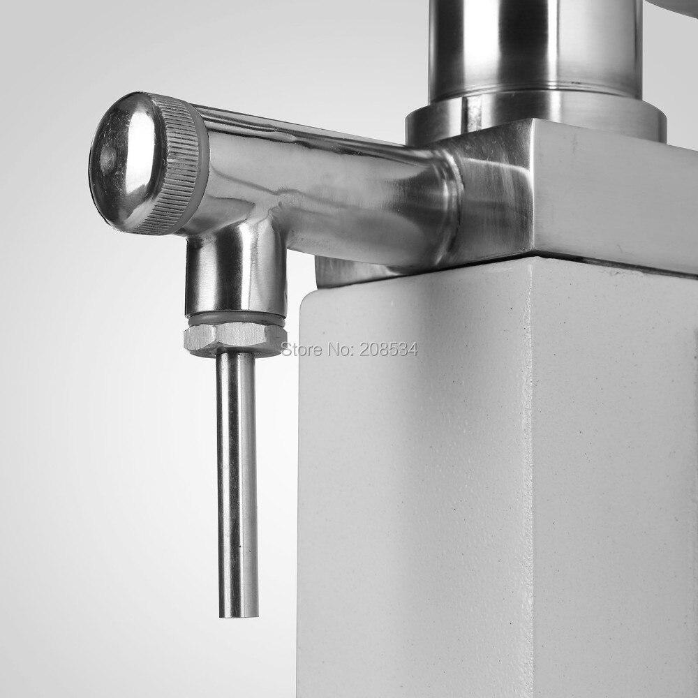 Купить с кэшбэком Hand cream liquid filling machine Manual filling machine for honey, paste, oil, shampoo