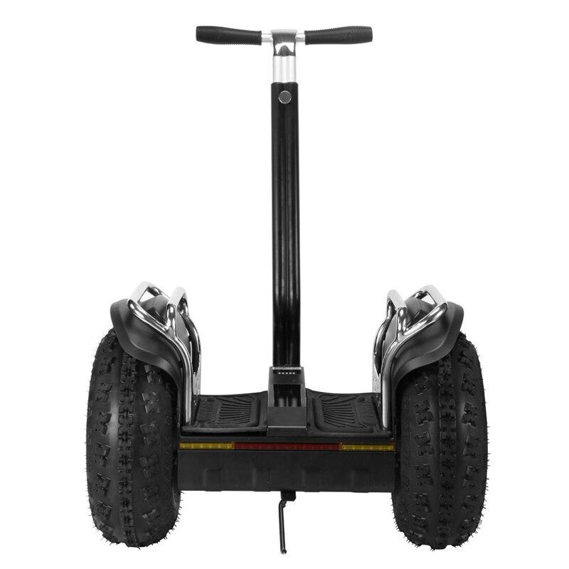 19 pollici hoverboard scooter elettrico 2 ruote off-road di skateboard elettrico Ad Alta Potenza scooter potere duraturo hover bordo