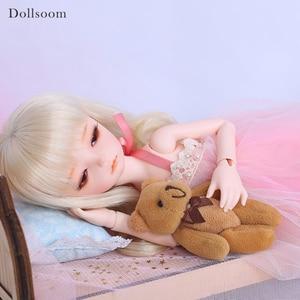 Image 2 - Amdi 3.0 Modigli açık gözler/yarım uyku bjd sd bebek 1/6 reçine figürleri vücut yüksek kalite oyuncak dükkanı yüksekliği 30.5cm