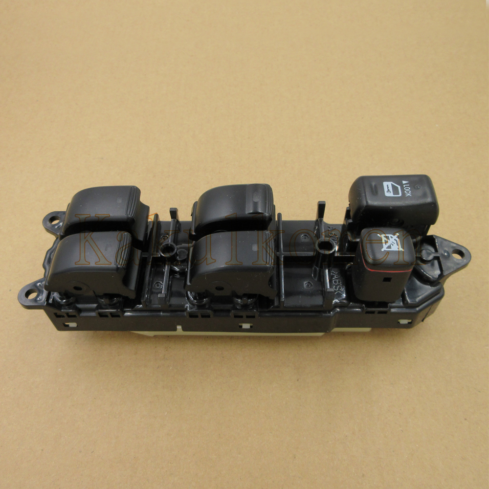 Power Window Lifter Master Control Switch 84040-48140 8404048140 For Lexus RX300 RX330 RX350 RX400H недорго, оригинальная цена