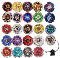 16Pcs Beyblade Metal Fusion 4D Constellation Spinning Top Beyblade BB105 BB122 BB114 BB118 Without Launcher Random