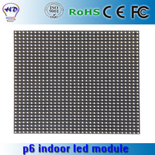 LED led dot matrix display module p6 indoor full color rgb 192*192 led panel in aliexpress-p6 rgb outdoor hot sale