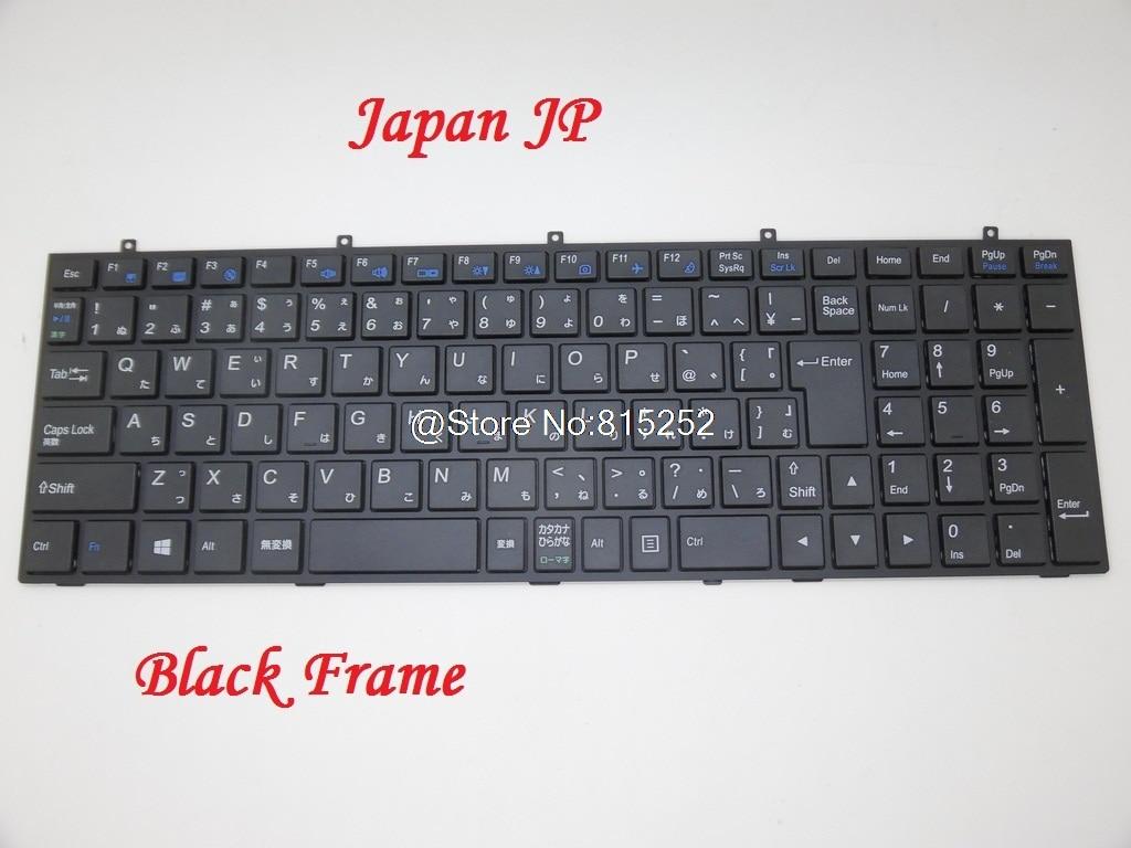 ФОТО Laptop Keyboard For CLEVO W350ETQ W350SKQ W350SSQ W355STQ W370ET W370SK W370SSQ W370ST Korea KR Japan JP Swiss SW Turkey Sweden