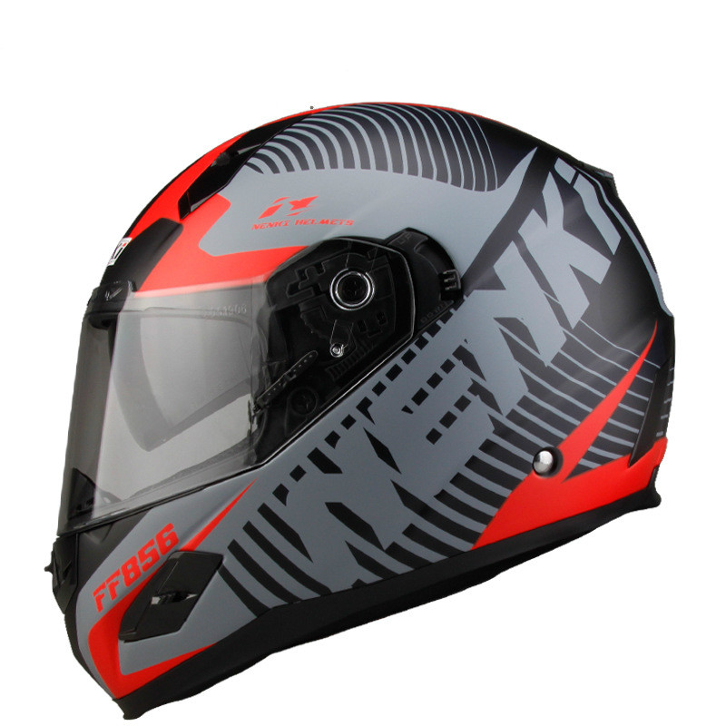 New Motorcycle Racing Helmet Men's Double Lens Glass Steel Helmet Anti Fog Heat Retaining Helmet new motorcycle helmet protection anti fall anti impact windproof helmet retro helmet racing helmet for unisex size l xl