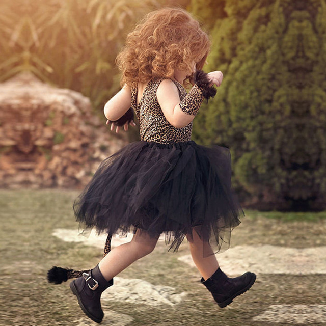 47d6f0ec49b5 New Baby Girls Black Tutu Skirts Kids 100% Handmade Fluffy Ballet ...