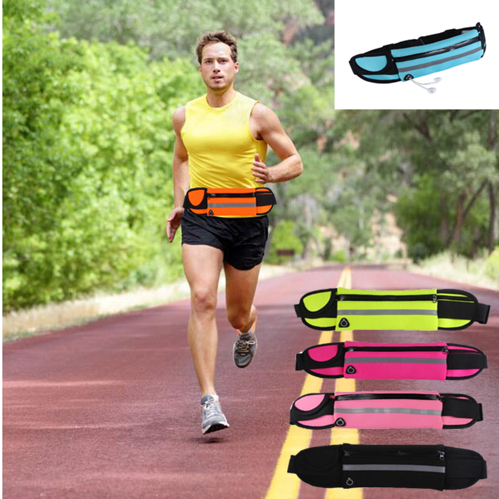 For Sony <font><b>Xperia</b></font> <font><b>L1</b></font> XA1 XA1 XA Ultra XZ Premium XZs E5 X Compact Running Pocket <font><b>Case</b></font> Walking Waist Bag Pouch Sport Belt Cover