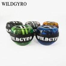 Gyroscope Auto Start Power Wrist Ball strengthen  Super Gyro ball Muscle Relax Sport Force Fitness Hand G