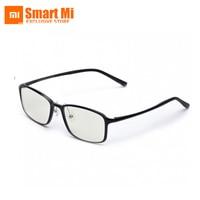 Original Xiaomi TS Mijia Anti Blue Rays Protective For Women Adult Eyewear Black Frame Color UV400