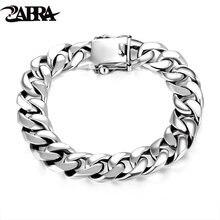 Zabra Роскошные браслеты из стерлингового серебра 925 пробы