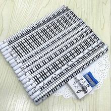 Musical Note Pencil 2B| 36Pcs Pencil+Eraser+Sharpener