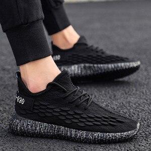 Image 3 - Niezwykły design buty typu tide męskie buty spersonalizowane treningowe buty do chodzenia na zewnątrz trening oddychający lekki komfort