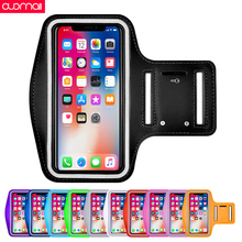 Sport running Arm Band phone for iphone 11 Pro max xs xr 8 7 6plus Sports arm bag Be applicable outdoor Cycling Workout Case
