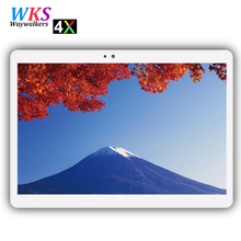 Newest Waywalkers 10 inch Android 7.0 tablet pc 10 core 4GB RAM 64GB ROM 2.5D screen 1920*1200 IPS wifi Bluetooth Smart tablets