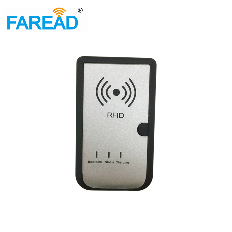 Factory Hot Sale ISO11784/5 USB And Bluetooth RFID Reader Animal ID Scanner 125kHz EM4200,TK4100 Microchip Reader For PC&android