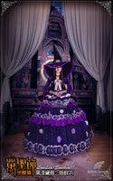 2017 Love Live Sunshine Kurosawa Dia SS Halloween Awakening fashion Witch Cosplay Costume female dress cap women's hat halloween