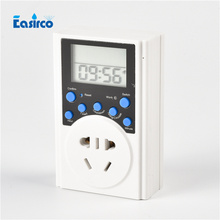 220V/50HZ Programmable Cycle timer.UK EU US AUS Interval timer. Ideal for Mist cooling system