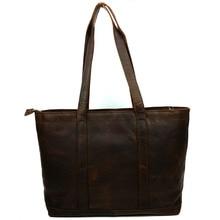Retro Crazy Horse Bag Man Leather Casual Men Messenger Bags Shoulder Brand Genuine Leather Men Fashion Bag