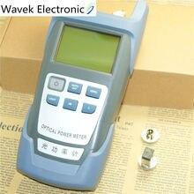 Medidor de potencia óptica de fibra de DXP 40D FTTH, probador de Cable óptico de fibra 70dBm ~ + 10dBm, conector SC/FC, envío gratis