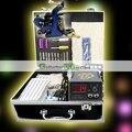 Сша отправка полный новичок татуировки Kit 1 автомата иглы жк советы оборудование комплект поставки