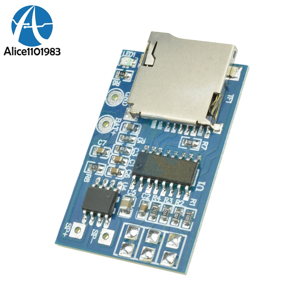 I2c Iic Interface Fm Radio Transmitter Module V20 Digital 25jc Ic Package Chip Ba1404 Programmable Integrated Circuit 2pcs Gpd2846a Tf Card Mp3 Decoder Board 2w Amplifier For Arduino Gm Support