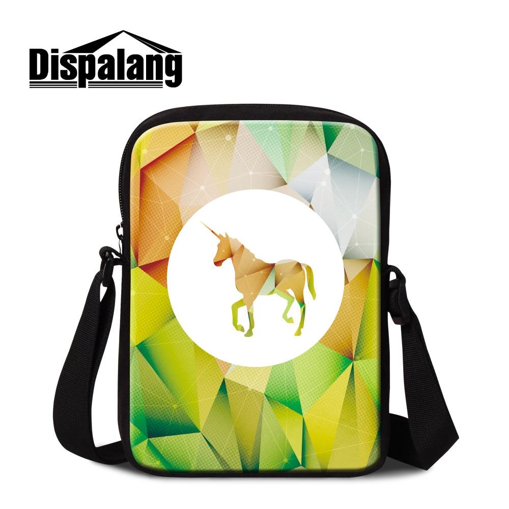 Dispalang Animal men small messenger bag mini Shoulder Bags for Teens boy Male Casual Satchel Briefcase Business bags Bolsa