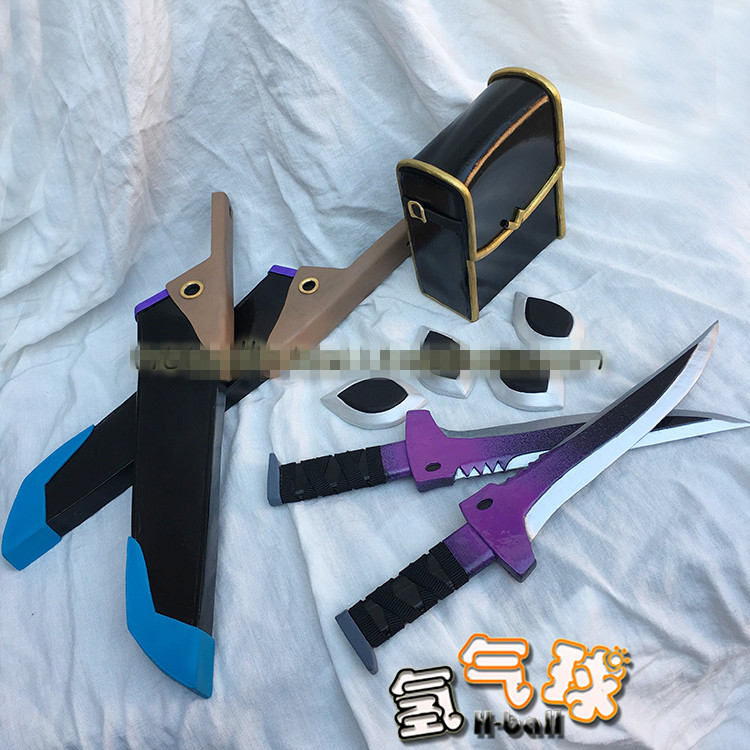 Jack the Ripper Fate/Grand Order Cosplay Jack the Ripper cosplay costume costum-made FGO Cosplay 34