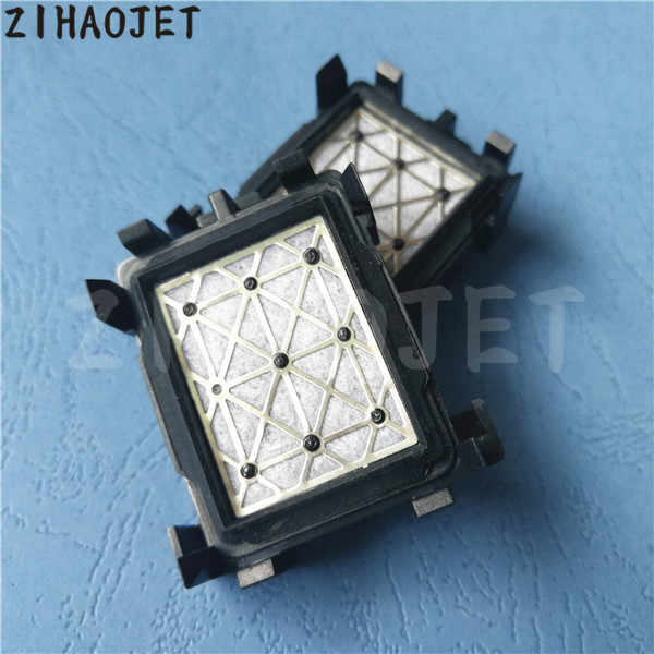 Luar format besar printer Yongli topi atas untuk Epson DX5 printhead DX7 print head capping station unit bersih 4 pcs