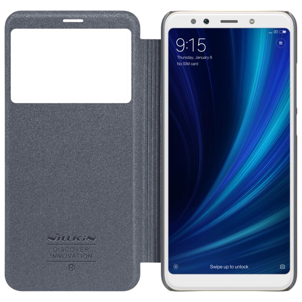 Asus Zenfone 2 55 Inch Case View Window Smart Sleepwake Function Free Sg Retro Leather Flip 3 Ze552kl Xiaomi Mi 6x A2 Cover Nillkin Sparkle Pu For