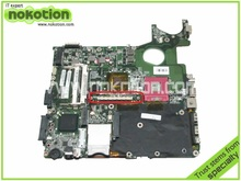 Laptop motherboard for toshiba satellite P300 P350 A000030160 DABL5SMB6E0 REV E PM965 DDR2 with Graphics Slot Good Tested