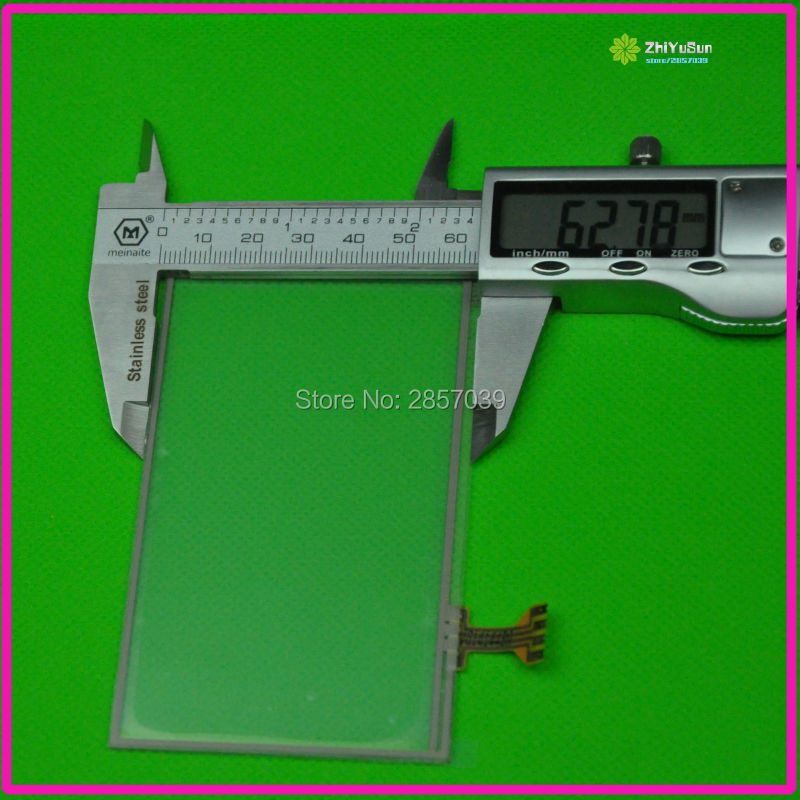 4.3 inch 4 Wire Universal LCD Touch Screen Panel Digitizer Car GPS- 102mm*63mm  043144 on LQ043T1DH03 display