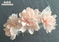2016 Beautiful Flowers Hair Band Pure Handmade Headdress Of The Baby Can Be Customized Princess Accessories