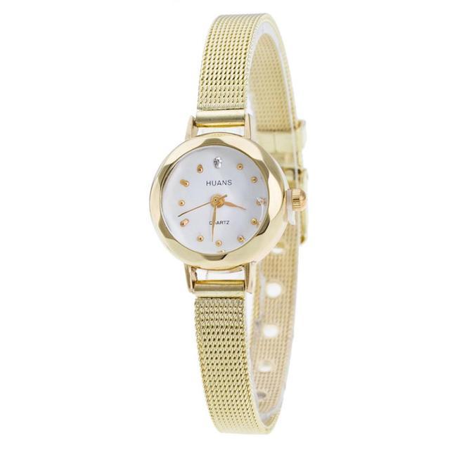 Timezone #401 fashion casual watches Women Quartz Analog Wristwatch Lady Female