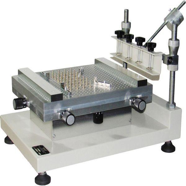 Haute Précision Écran Printe pour le panneau de CARTE PCB, Précision Imprimante de Pochoir