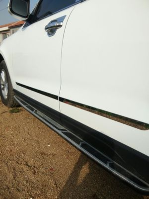 Stainless Steel Door Body Side Molding Strip Trim Cover FOR 2011 2016 Zotye t600 4PCS trim cover side molding body side molding - title=