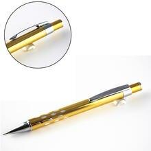Мини металлический карандаш с роскошным пишущий деловая ручка