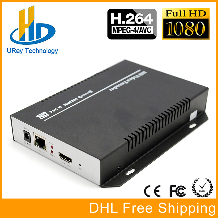 Best MPEG4 H 264 AVC 1080P HDMI To IP Video Encoder Support RTSP RTMP UDP For