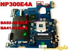 Original Für Samsung NP300E4A motherboard BA41-01666A BA92-09250A getestet gute freies verschiffen anschluss