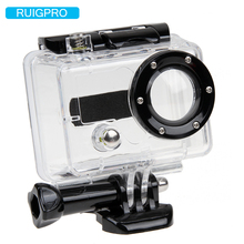 Ruigpro for Original Replacement Waterproof HD Housing Case for GoPro HD HERO and HD HERO2 Camera repair ts cl110uaa hs110w original projection tv lamp for jvc hd 56g647 hd 56g786 hd 56g787 hd 56g886